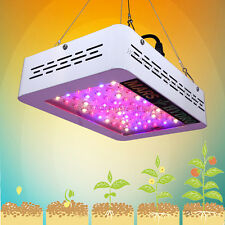 Mars 300W LED Grow Light Hydro Full Spectrum Veg Flower Indoor Plant Lamp Panel