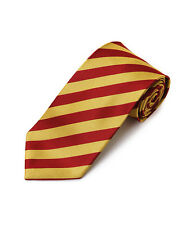 College Woven Red & Yellow Tie (MPWC2409)