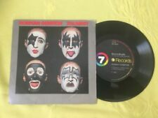 Kiss Pop 1980s Vinyl Music Records
