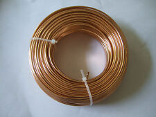 5 Metres of 2mm Aluminium Craft Floristry Wire For Jewellery Beading Making