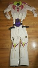 VINTAGE DESCENTE RACING EQUIPMENT SKI SUIT 80S BEFORE BUZZ LIGHTYEAR IT WAS THIS