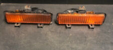 Bumper Mounted Corner Parking Marker Light Pair Set for GM Pickup Truck S10 S-15