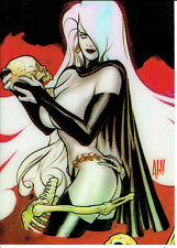 LADY DEATH SERIES 1 CLEARCHROME CARD 3