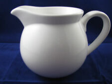 Classic White Pitcher 36oz Waechtersbach German Stoneware New