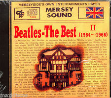 CD - The Beatles - The Best II (1964 -1966) VERY RARE MADE IN JAPAN, MINT SEALED
