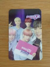 Official Rare AB6IX Mwave Meet and Greet Exclusive Photocard
