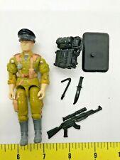 GI Joe Weapon Colonel BREKHOV Backpack 1998 Original Figure Accessory