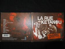 RARE CD LA RUE KETANOU / EN CONCERT /