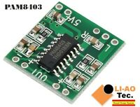 PAM8403 Audio Module Class-D Digital Amplifier Board 2.5 to 5V USB Power Supply