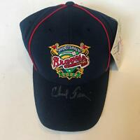 Chuck Tanner Signed Autographed 2002 Atlanta Braves Baseball Hat Cap