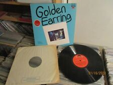 Golden Earring compliation LP 1976 nm/ex  english import polydor special