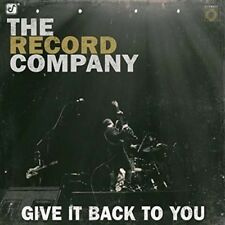 Give It Back to You The Record Company 0888072384446