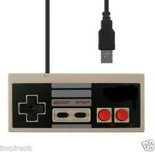 USB Pc Juegos Retro Mando para Juegos Clásico Nes Estilo Pad