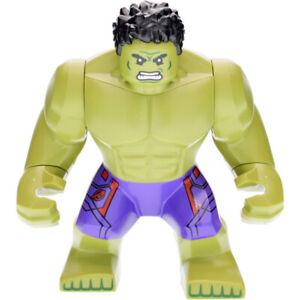 Marvel Super Heroes Incredible Green Hero Hulk Toy Action Mini Figure Avengers