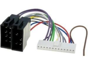 ZRS-8 Connector ISO Pioneer PIN13 4CARMEDIA ''UK COMPANY SINCE1983 NIKKO''
