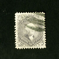 US Stamps # 78 XF Neat Cancel Choice Catalog Value $350.00
