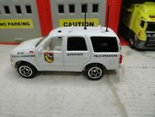 MATCHBOX FIRE FORD CAL FIRE RESCUE OPERATIONS SUPERVISOR FIELD OPERATIONS UNIT