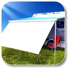 Sonnensegel / Sunblocker / Markisen-Vorderwand  285cm x 150cm, mit 5,5mm Keder