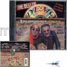 THE BEST OF DEMO CD - LITFIBA ENRICO RUGGERI 99POSSE EDOARDO BENNATO