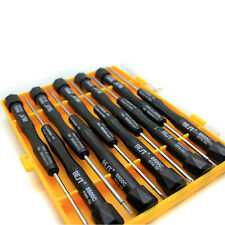 10 in1 Magnetic Pocket Precision Screwdriver Tool Kit Repair Set For Cell Phone