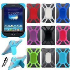For ASUS Eee Pad/Fonepad/MEMO Pad Silicone Soft Back Stand Shockproof Cover Case