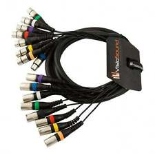 XLR (3-polig) Male Pro-Audio Kabel, Leitungen & Stecker