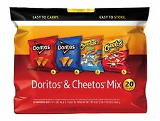 Doritos & Cheetos Mix Variety Pack, 20 Count