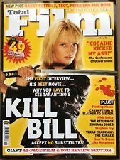 Total Film Magazine #82 - November 2003 - Kill Bill Oliver Stone Indiana Jones
