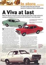 Vauxhall Viva HB White Metal Review article Pathfinder Model + Bristol Lansdowne
