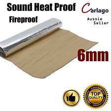 Roll 75.3sq.ft Car Sound Deadening Heat Shield DEADENER Strong Foam Insulation