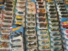 2021 Hot Wheels Vehicles New in Package choose 1 or multiples