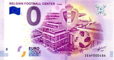 BELGIQUE Tubize Football Center, N° de la 5ème, 2018, Billet 0 € Souvenir