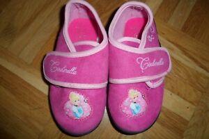 schöne Cinderella Hausschuhe in Gr.24 von Disney