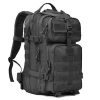 Military Tactical Backpack 3 Day Assault Pack Army Molle Bug Bag Backpacks 35L