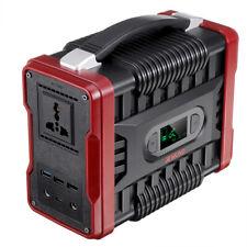 XMUND XD-PS1 222wh Portable Power Station 3.7V 60000MAH Solar Power Generator