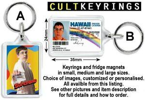 Superbad keyring / fridge magnet - McLovin