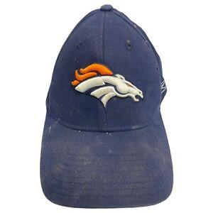 Reebok Select Series Denver Broncos NFL Embroidered Fitted Hat Baseball Cap