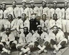 1920 DETROIT STARS 8X10 TEAM PHOTO BASEBALL PICTURE NEGRO LEAGUE