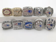 10 Pcs Ring New England Patriots World Championship Ring Fan Great Gift !!