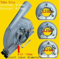 """For Angle Grinder & 3"""" 4"""" 5"""" Saw Blades Clear Cutting Dust Shroud Grinding Case"""