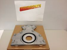 LS PRODUCTION ENGINE BLOCK REAR COVER WITH SEALS AND BOLTS NEW GM#12639250