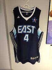 Chris Bosh Toronto Raptors NBA 2009 All Star East adidas Swingman Jersey Sz XL