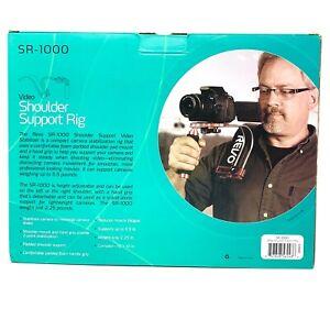 Revo SR-1000 Video Shoulder Support Rig (Pink)