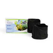 """AQUASCAPE #98502 AQUATIC PLANTER - FABRIC PLANT POT 8"""" X 6"""" - 2 PACK"""