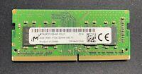 8GB DDR4 3200MHz Micron PC4-25600 MTA8ATF1G64HZ-3G2J1 Laptop Memory RAM 260-pin