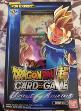 Dragon Ball Super CCG XD01 Universe 6 Assailants Expert Deck
