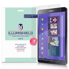 "iLLumiShield No Glare Matte Screen Protector 2x Samsung Galaxy Tab S2 NOOK 8"""