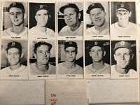 1956 Red Sox Team Picture Pack...Piersall, Malzone, Jensen, Mauch  Orig Envelope
