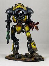 40K KNIGHT ATRAPOS Adeptus Mechanicus Master Painted Forge World FW