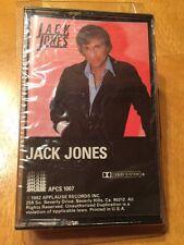 JACK JONES Self Titled (Cassette)